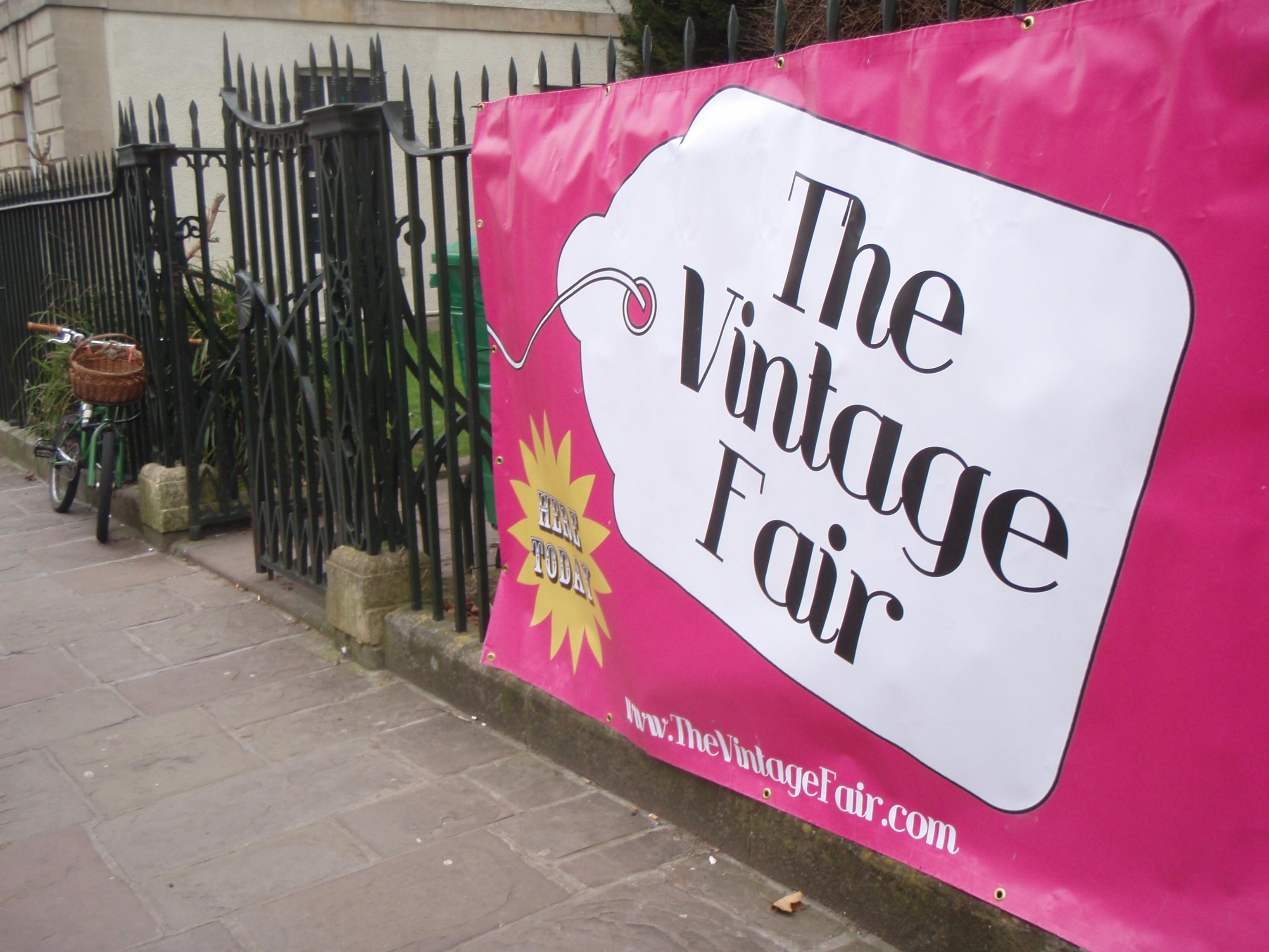 Bristol Vintage Fair