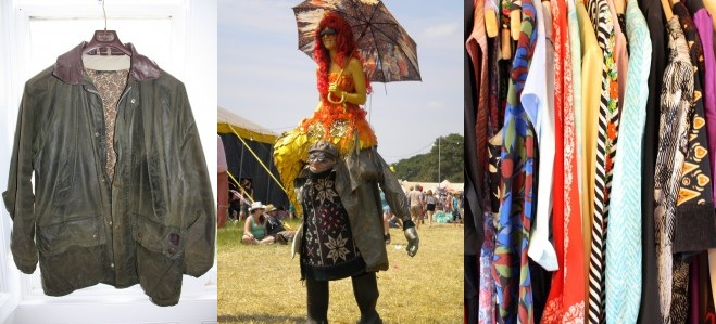 Festival fashion - Glastonbury