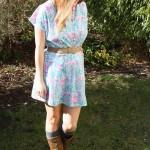 Motel: Vintage dresses and sunshine
