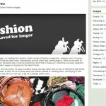 Blogging for Oxfam Fashion