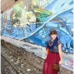 High street haul: H&M slouchy tee + Primark maroon maxi skirt