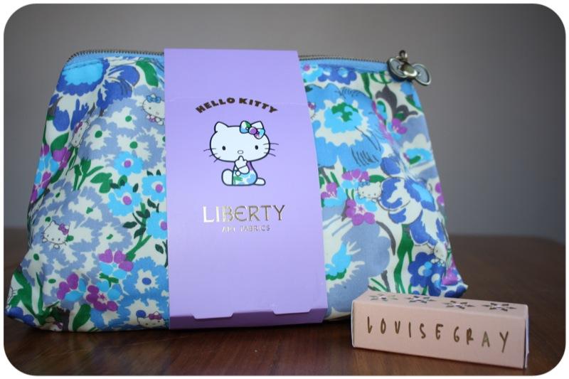 Helly Kitty Liberty print wash bag | Ship-Shape and Bristol Fashion