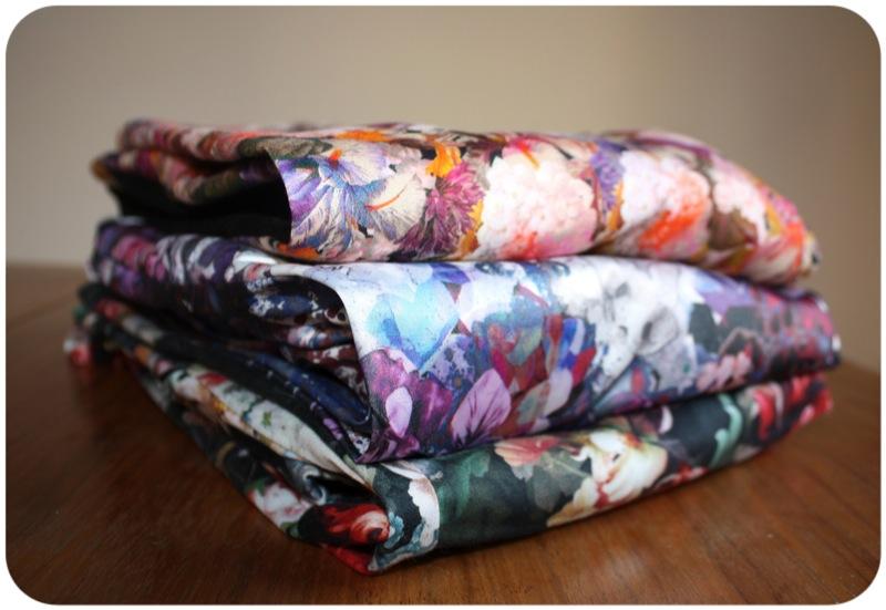 Printed trousers | Ship-Shape and Bristol Fashion