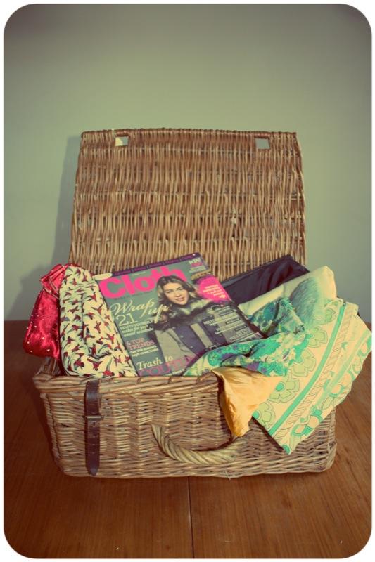 Cloth magazine relaunch issue | Ship-Shape and Bristol Fashion