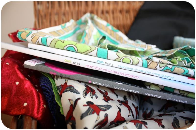 Cloth magazines | Ship-Shape and Bristol Fashion