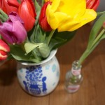 Bristol in Bloom: local florists and Rob Ryan vase from Amara.co.uk