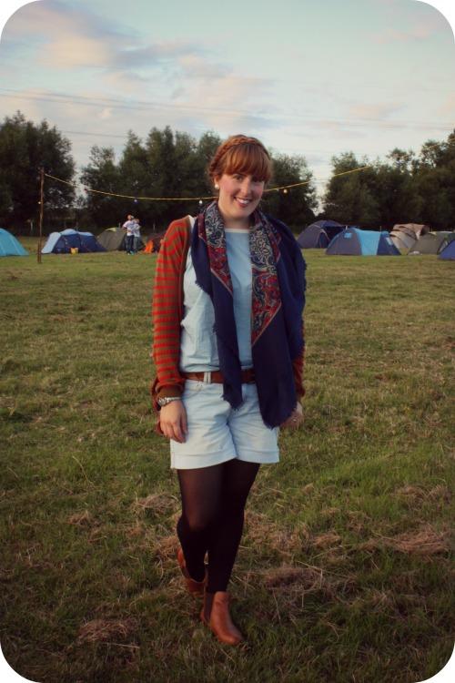 Festival dressing at WIllfields