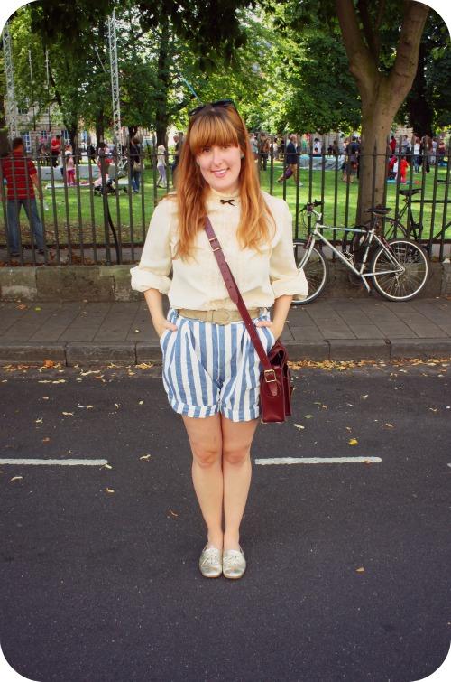 Vintage blouse from Heartfelt Bristol
