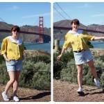 San Francisco: Biking, Bridges and Blouses