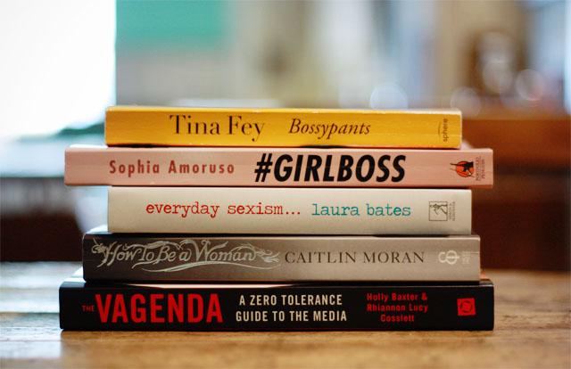 Modern feminist books