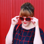 A Rather Red A/W Style Challenge with Cabot Circus