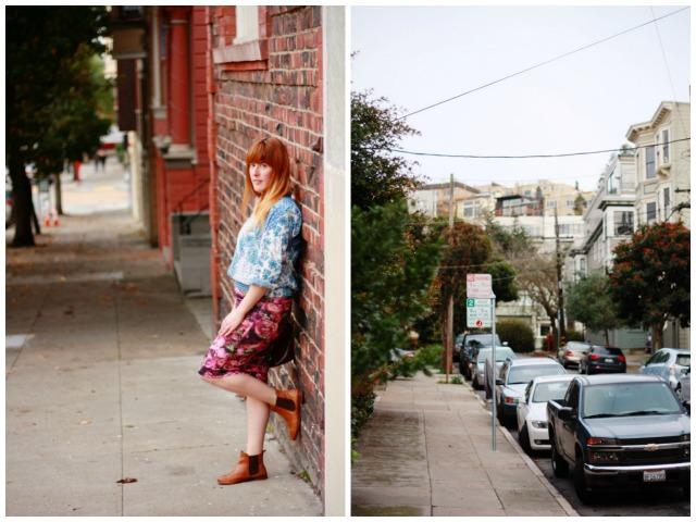 San Francisco OOTD