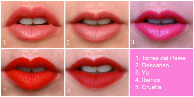 NARS Digital World Lip Pencil Coffret review and swatches