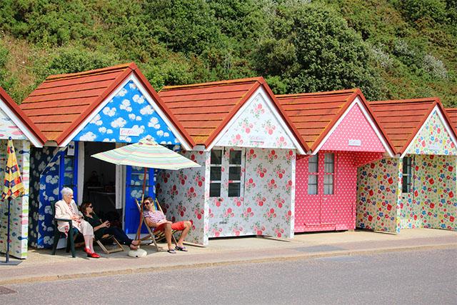Random Acts of Kidston beach huts