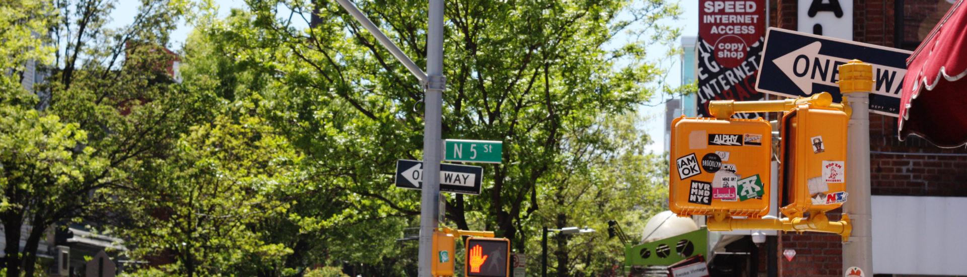 Bedford Avenue Williamsburg