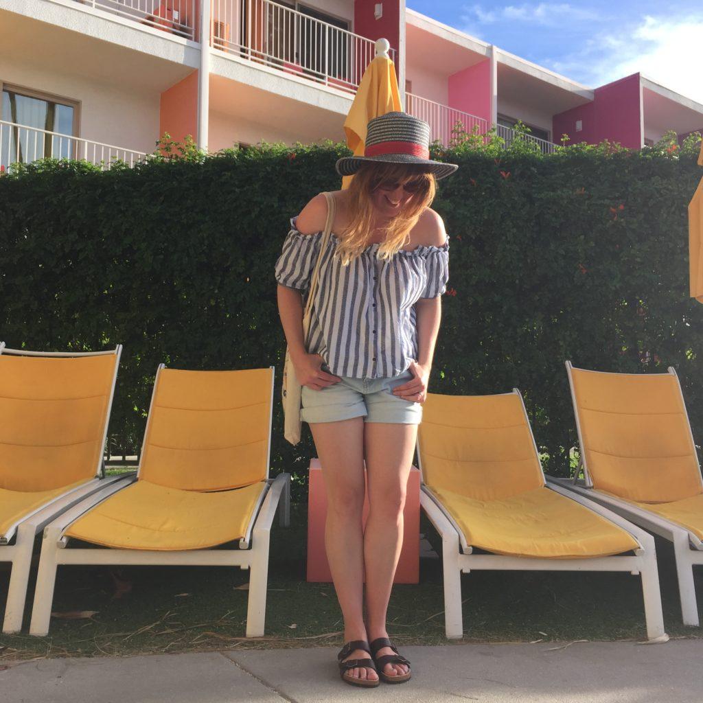 Palm Springs OOTD