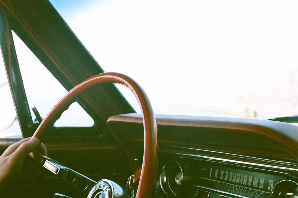 Mustang dashboard