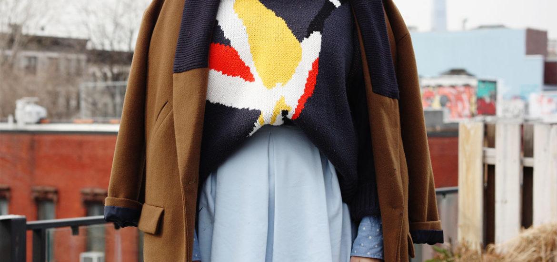 HM Goose jumper