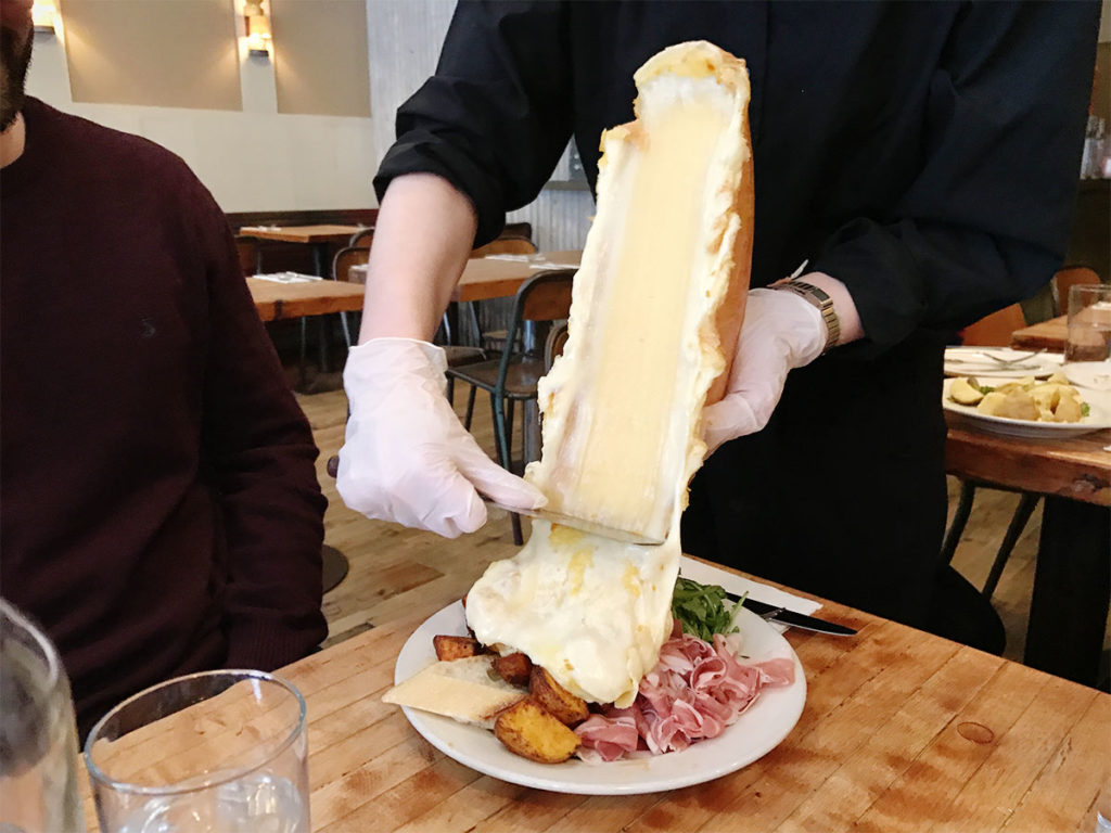 Raclette NYC