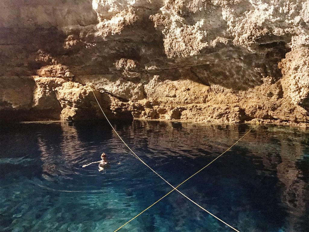 Cenote guide Multum-Ha Tulum