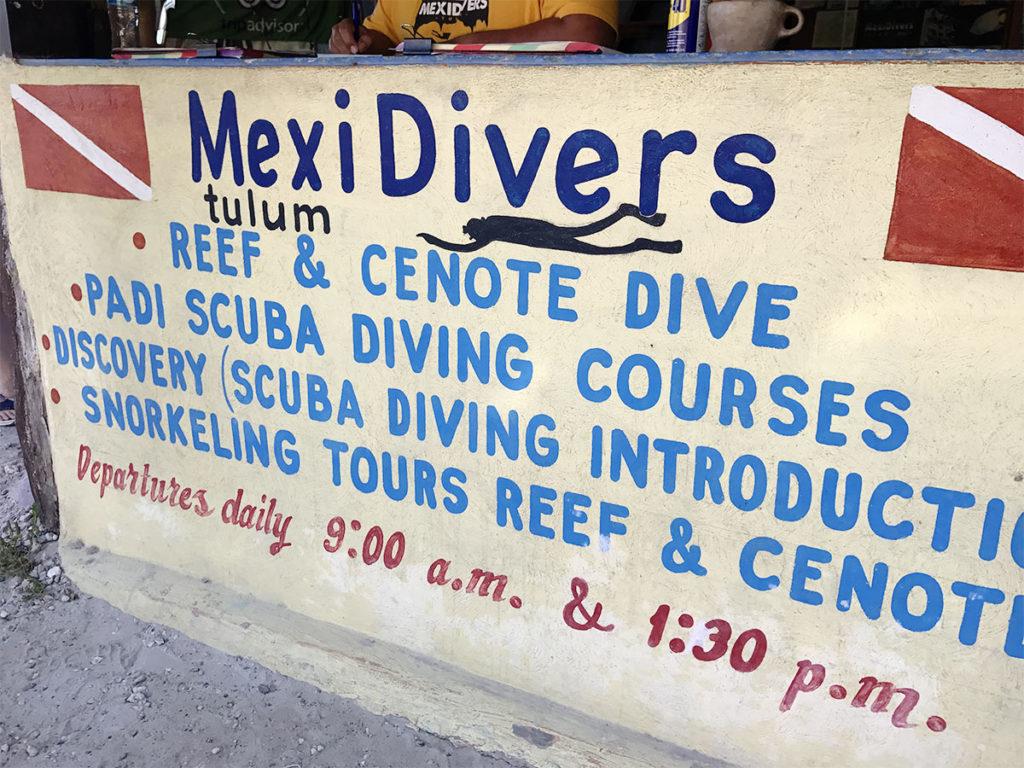 Mexi Divers Tulum