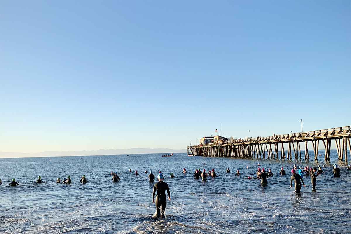 Capitola Mermaid Triathlon