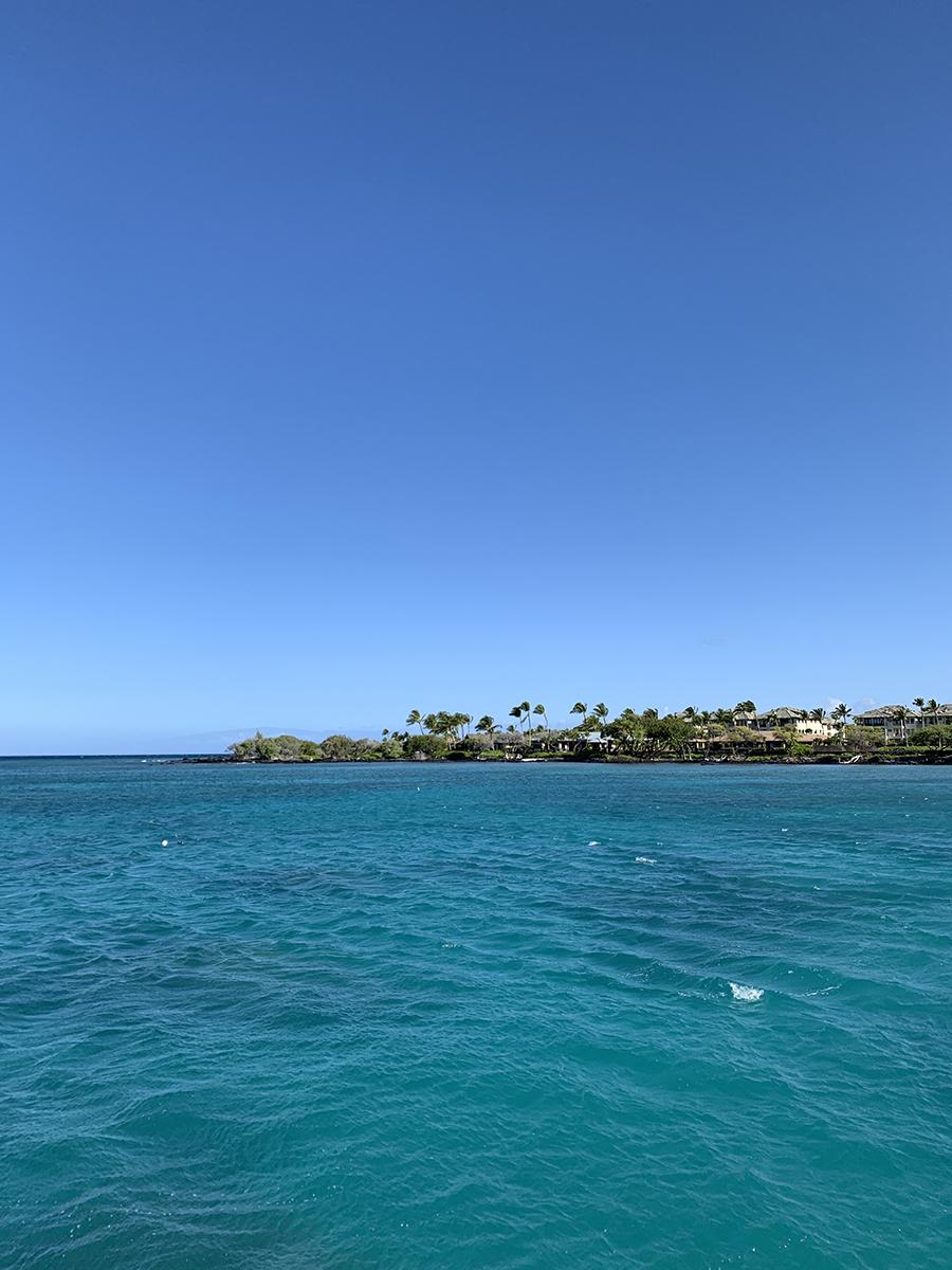 Big Island water