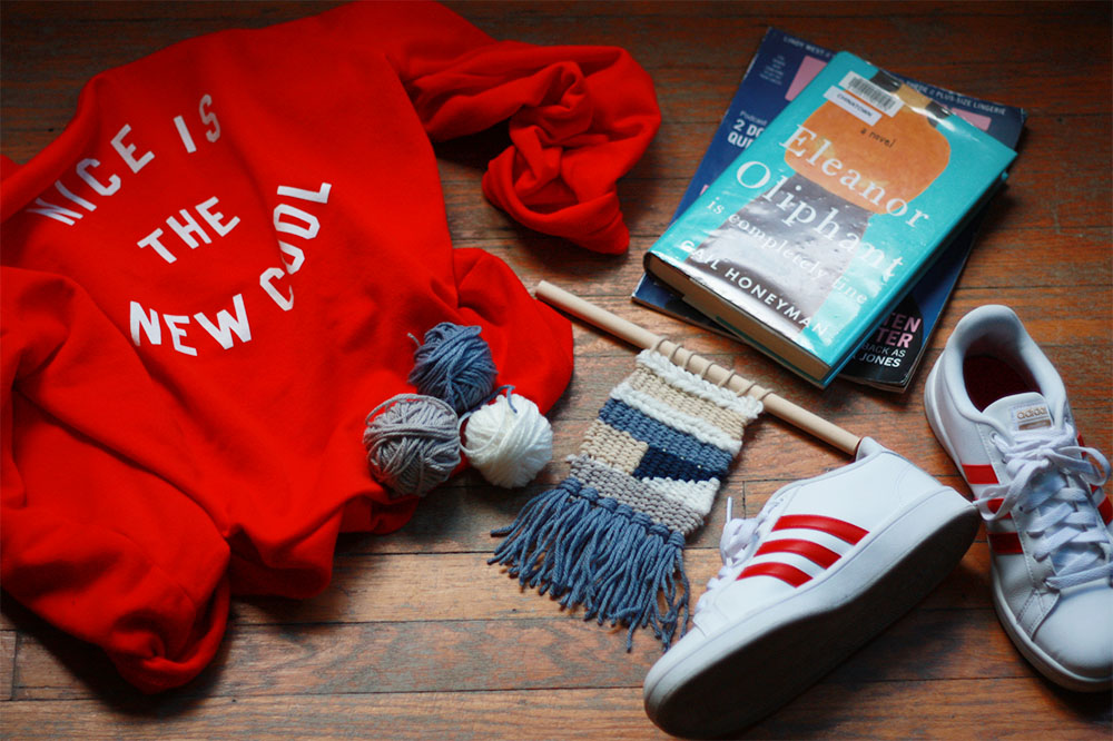 The Little Things-sweater-Eleanor-Oliphant