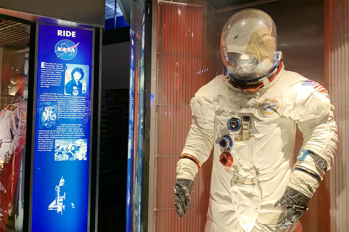 Johnson Space Center visit_January 2020